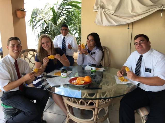 Comiendo Mangos4